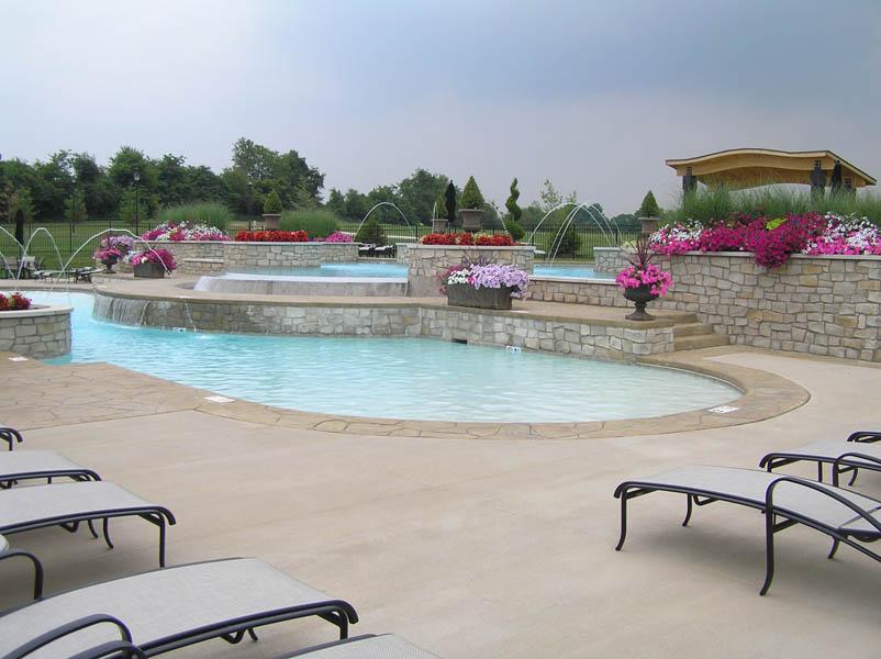 Commercial Pools Mid American Gunite Pools