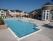 Commercial Gunite Pools by Mid American Pools