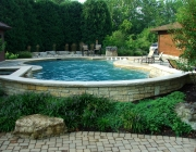 Lagoon Pools Mid American Gunite Pools