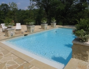 Traditional Gunite Pools