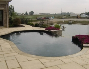 vanishing edge swimming pools