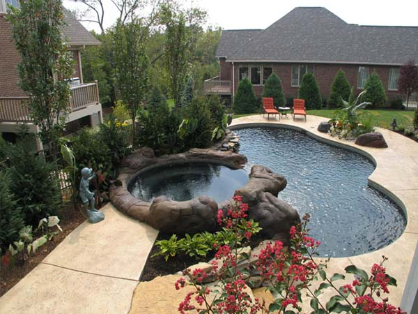 lagoon gunite pools