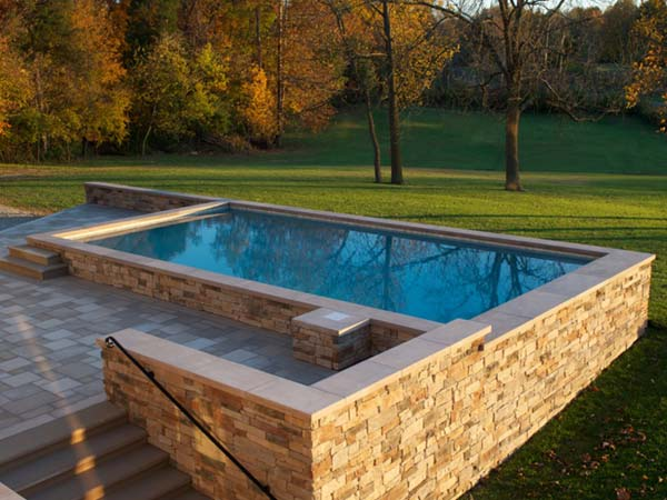 traditional gunite pools cincinnati oh